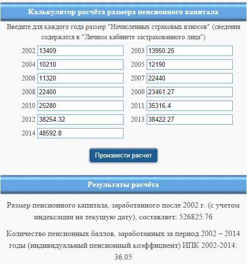 Как проверить правильность начисления пенсии в крыму